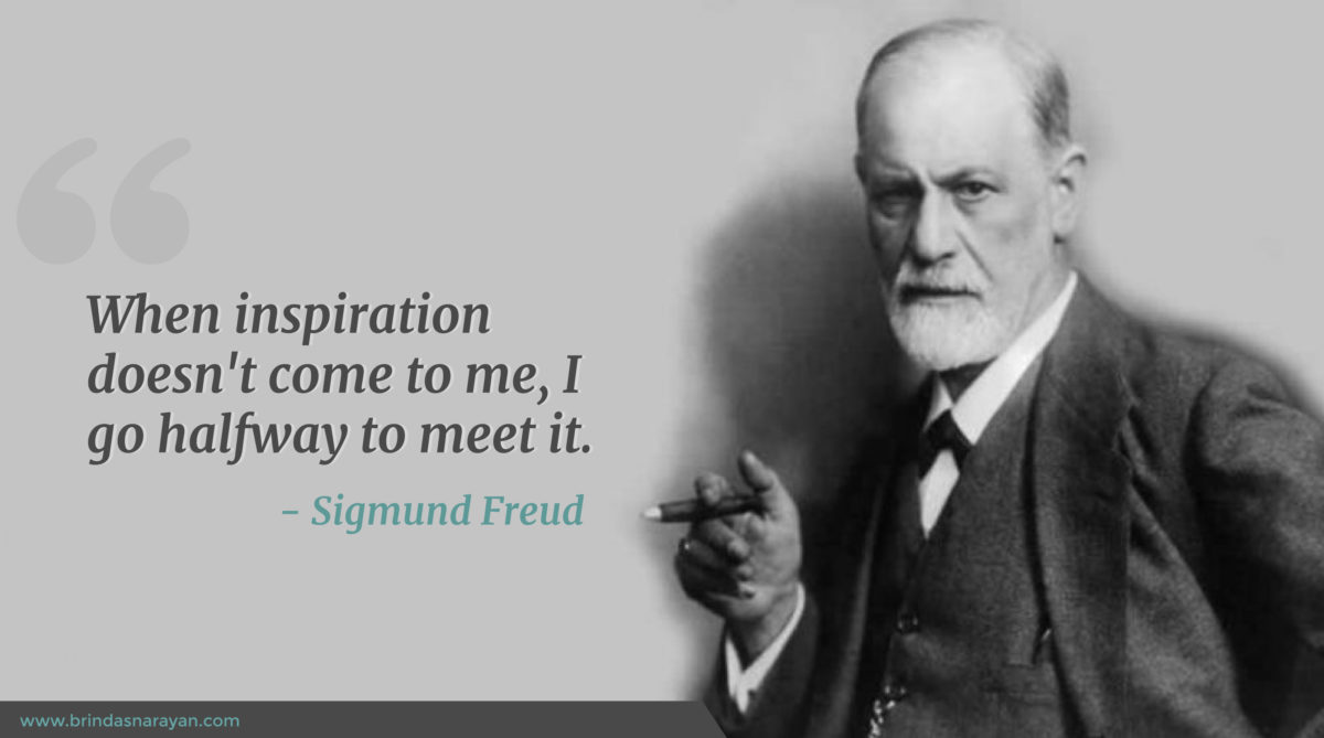 Habits of Highly Creative People: What You Can Learn From Sigmund Freud