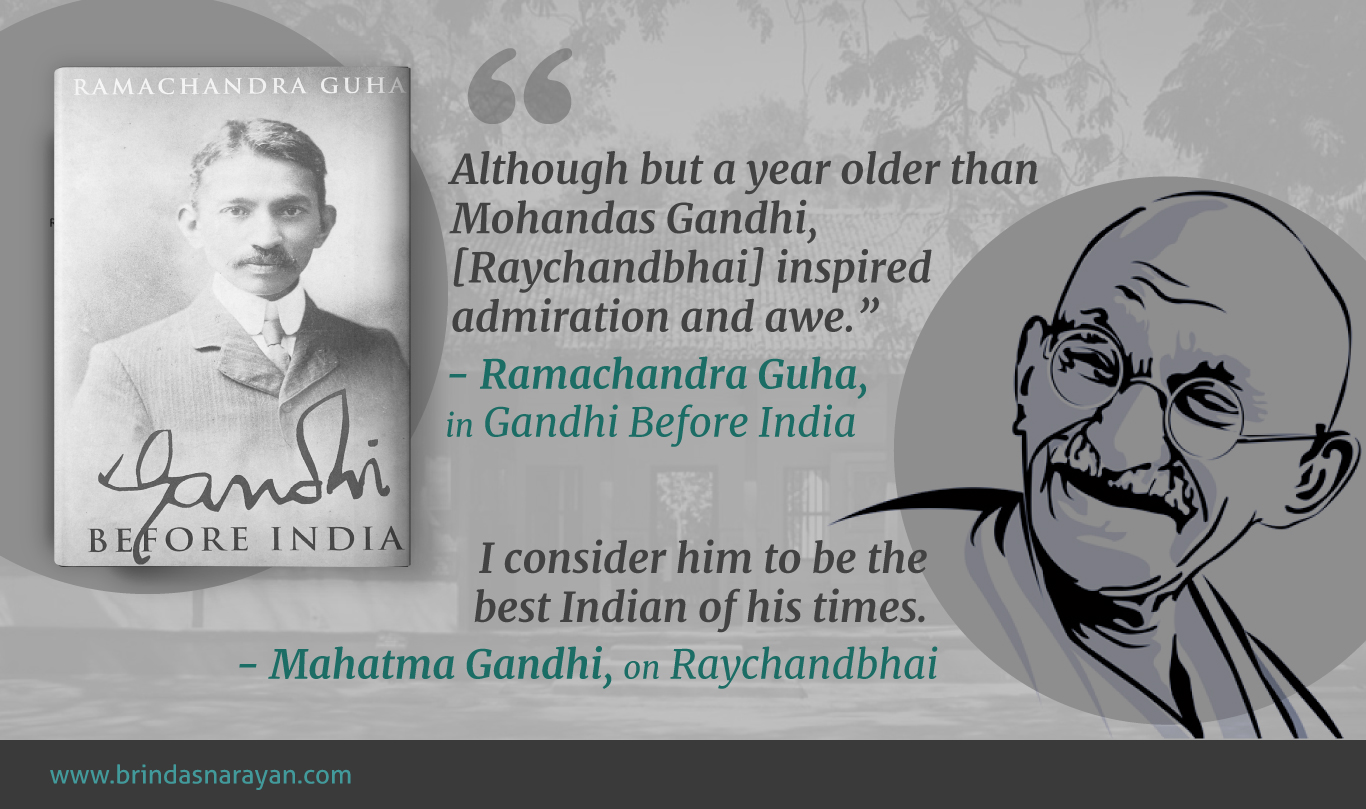 Lessons in Leadership from Gandhi's Life: Choosing a Role Model
