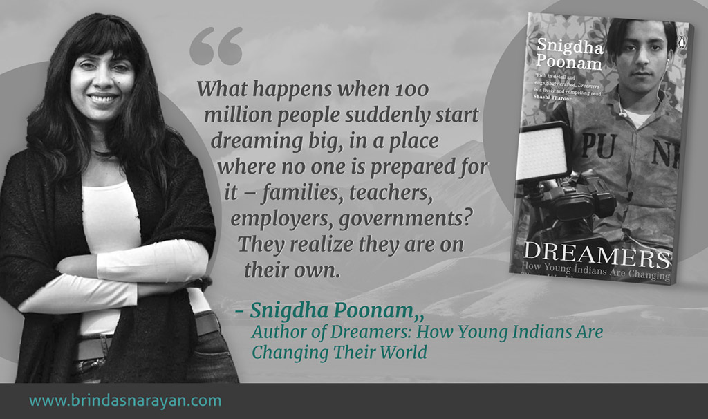Snigdha Poonam: Charting a Dream Career from a Journalist to an Acclaimed Author