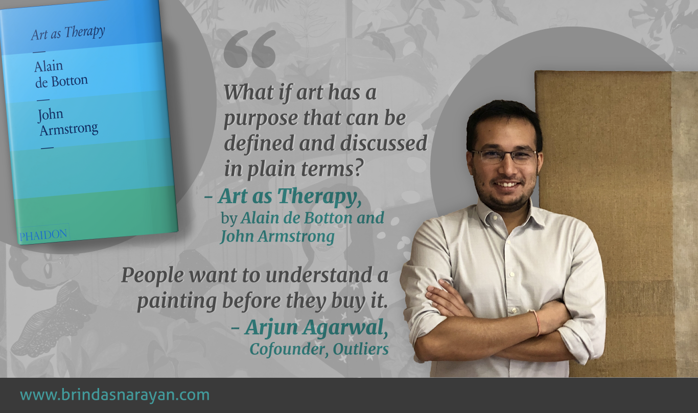 Arjun Agarwal, Cofounder of Outliers, Ushers a Fresh Perspective to Indian Art