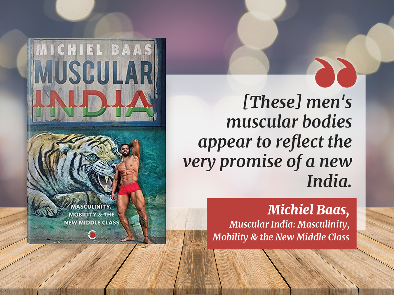 Lessons from Books: A Fascinating Study on How Men's Bodies are Transforming inside A New India